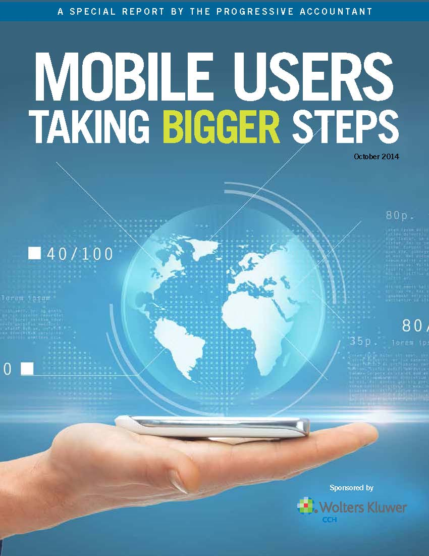 2014 Mobile Devices for Accoutants Special Report