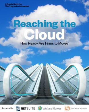 Reaching the Cloud - How Ready are Firms to Move