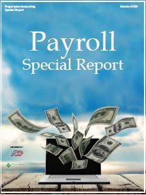 Payroll Special Report