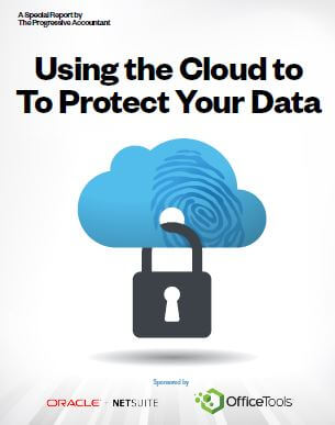 Report: Using the Cloud to Protect Your Data
