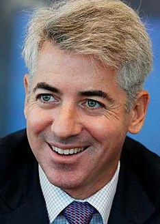 Bill Ackman, Pershing Square