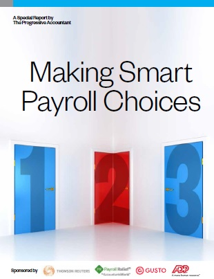 Making Smart Payroll Choices