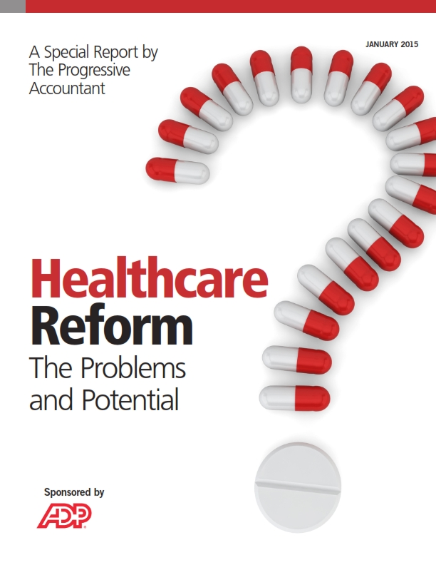 Healthcare Reform, the Problems and Potential