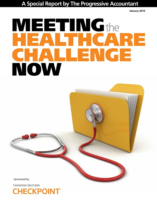 Meeting the Healthcare Challenge for Accountants