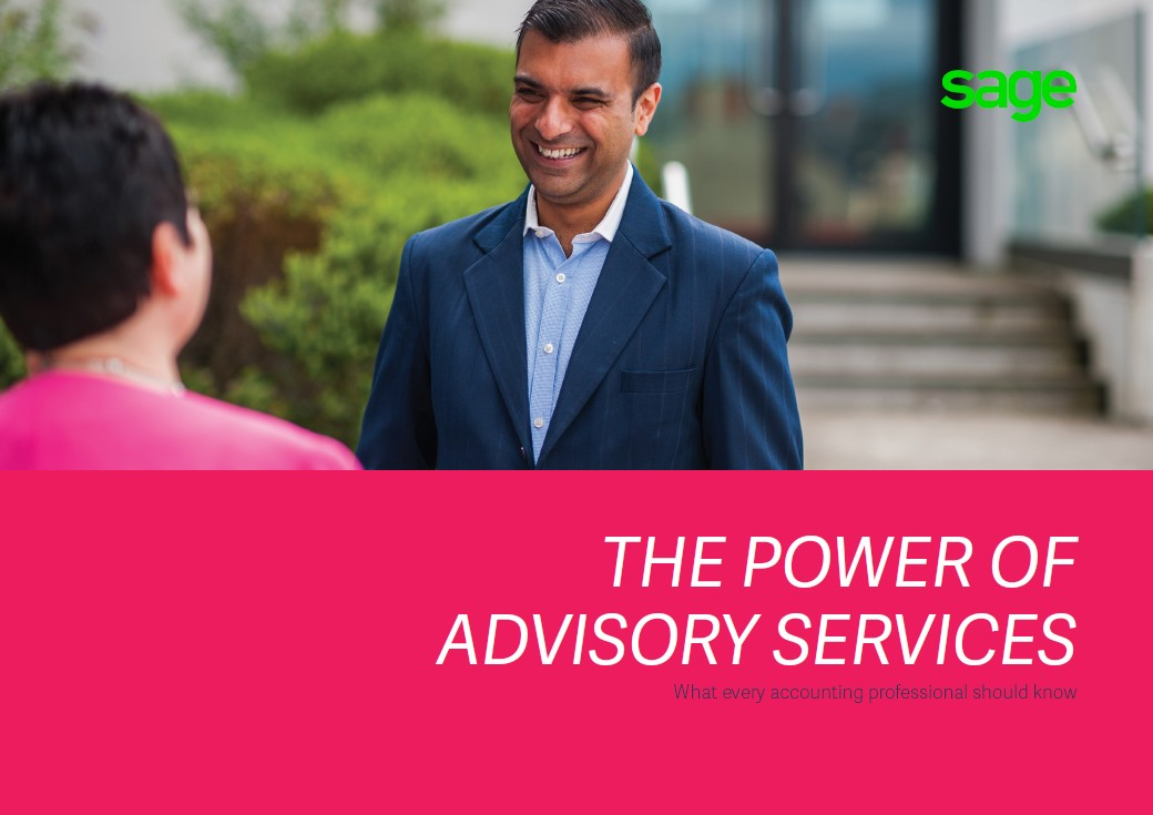 SAS Power of Advisory Services cover thumbnail US