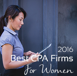Best CPA Firms for Women Named