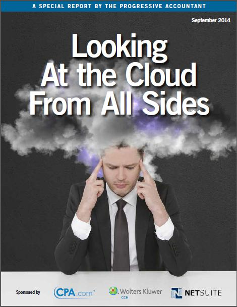 Cloud Accounting Special Report