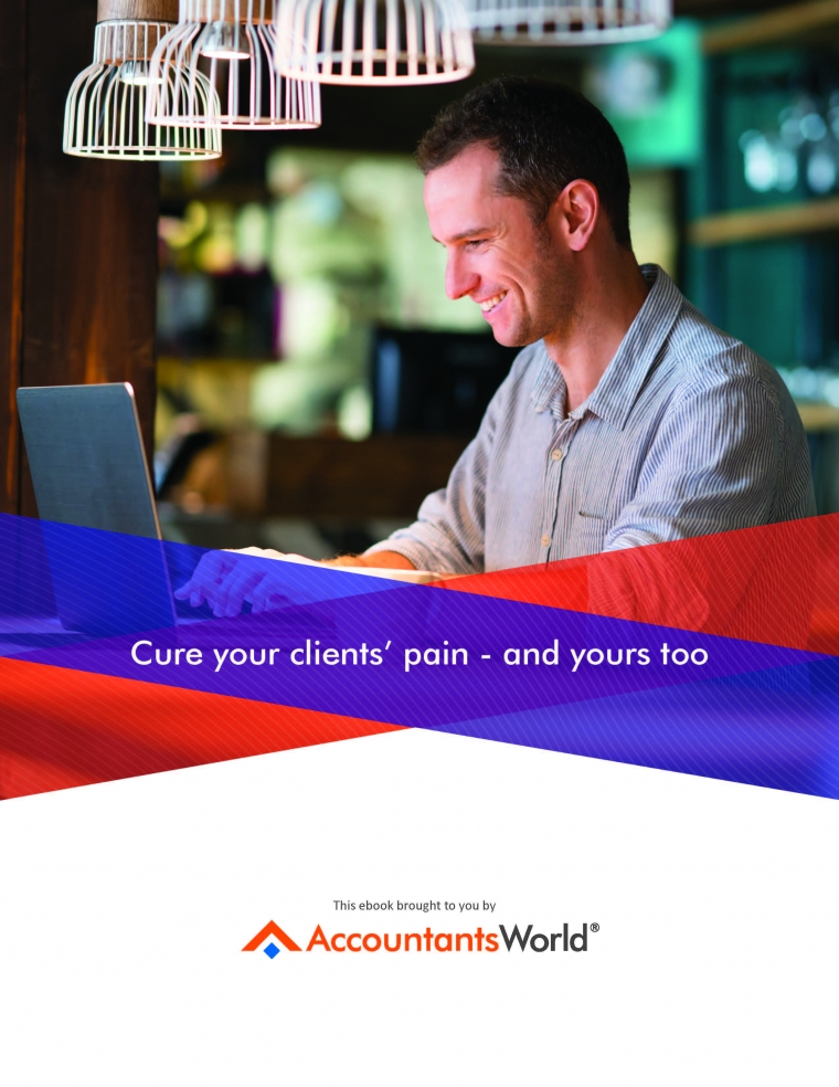 Cure your clients' pain - and yours too